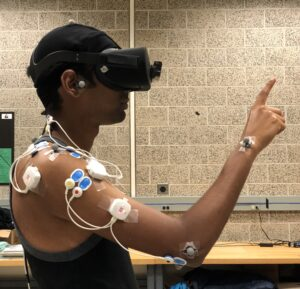 Virtual Reality and Augmented Reality simulation testing